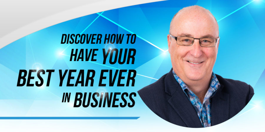 How To Have Your Best Year in Business